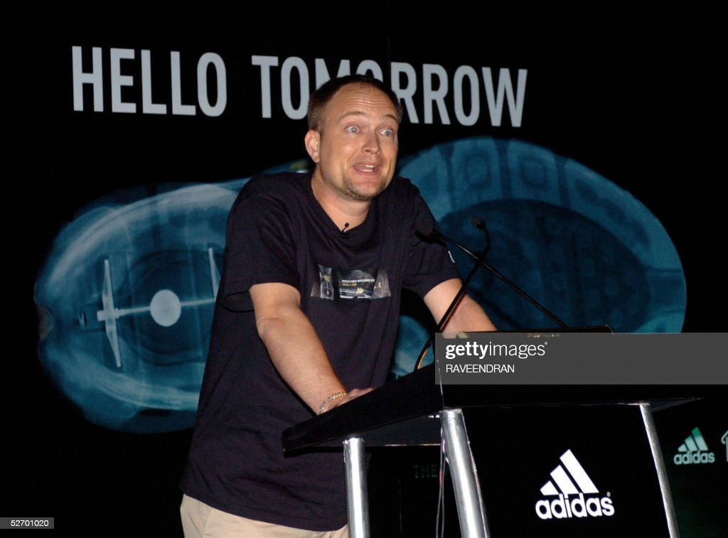 Director Gerente de Adidas India, Andre imagenes de Getty Images