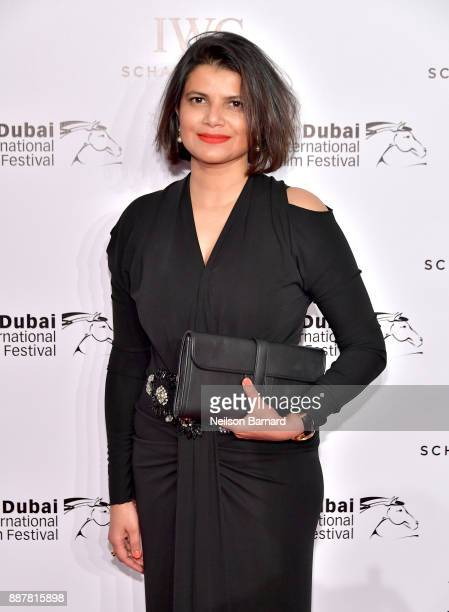 Managing Director of DIFF Shivani Pandya attends the IWC Filmmakers Award on day two of the 14th annual Dubai International Film Festival held at the...