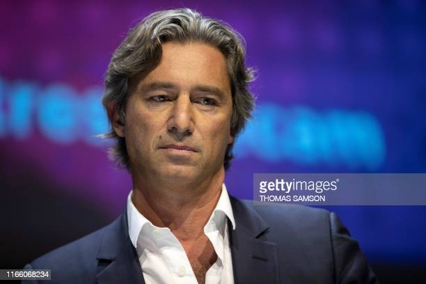 Managing director of Facebook France Laurent Solly attends the 13th Rencontres de l'Udecam on September 05 in Paris