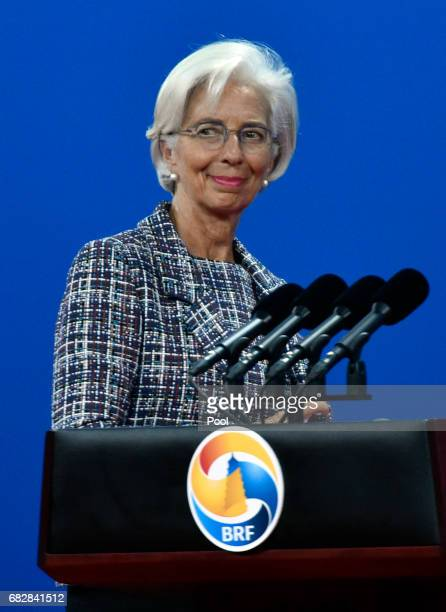 Managing Director of the International Monetary Fund Christine Lagarde is going to deliver a speech on Plenary Session of HighLevel Dialogue at the...