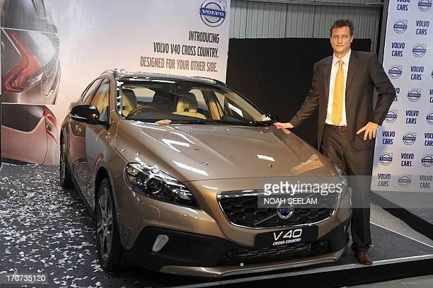 15 Volvo Auto India Tomas Ernberg Photos And Premium High Res Pictures Getty Images