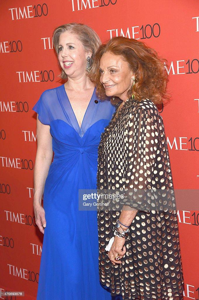 2015 Time 100 Gala : News Photo