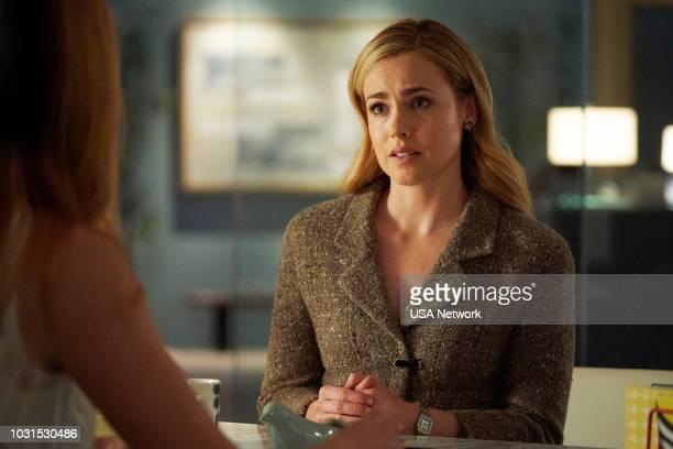 SUITS 'Managing Partner' Episode 810 Pictured Amanda Schull as Katrina Bennett