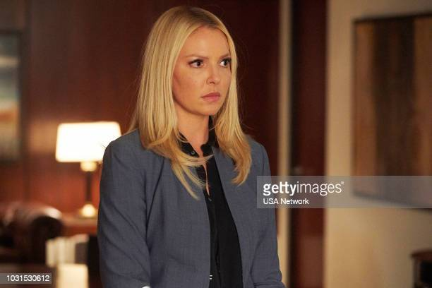 SUITS Managing Partner Episode 810 Pictured Katherine Heigl as Samantha Wheeler