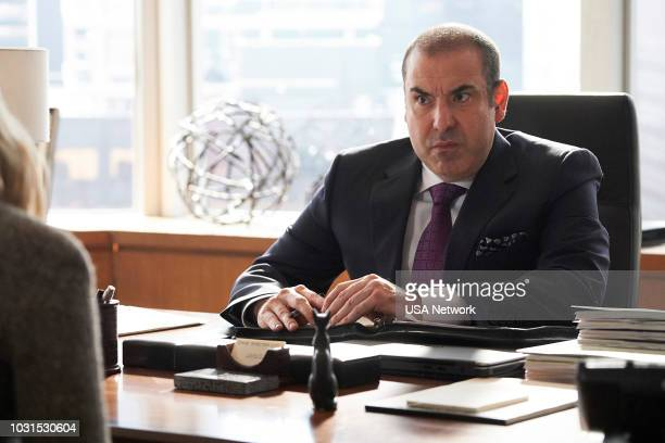 SUITS Managing Partner Episode 810 Pictured Rick Hoffman as Louis Litt