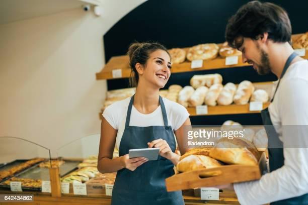 Gestion de la boulangerie