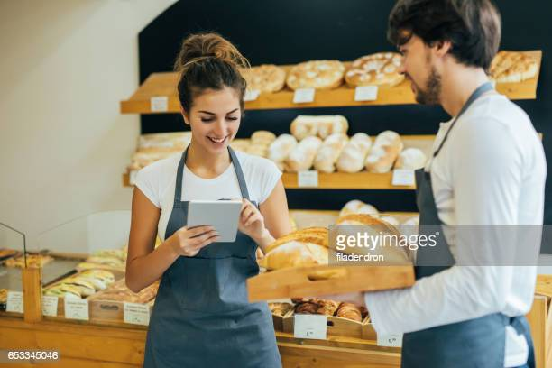 Managing the bakery