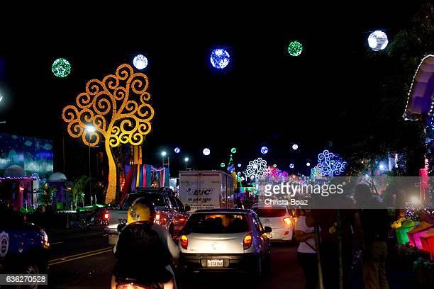 Managua Nativity Sets Traffic