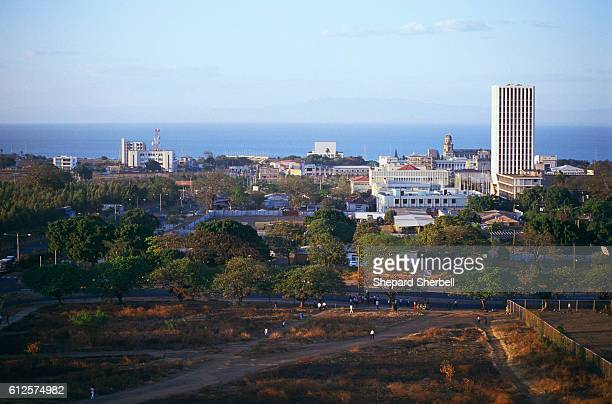 Managua Nicaragua's capital city Rising to power within the Nicaraguan government in the 1980s the leftwing Sandinista National Liberation Front was...