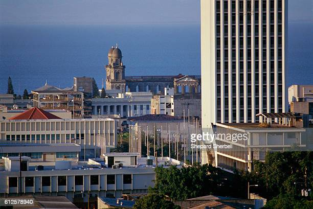 Managua Nicaragua's capitial city Rising to power within the Nicaraguan government in the 1980s the leftwing Sandinista National Liberation Front was...