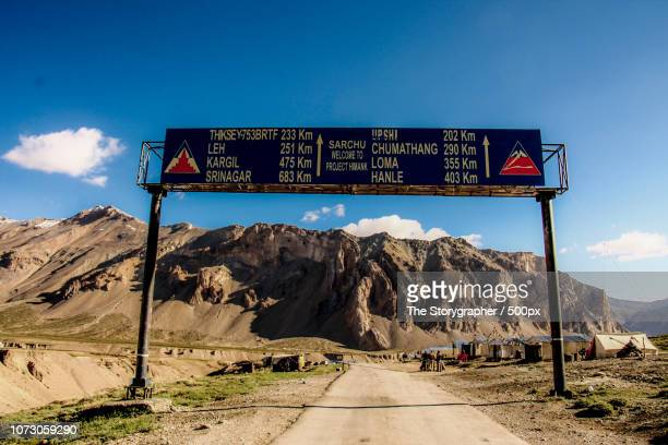 manali-leh highway - the storygrapher - fotografias e filmes do acervo