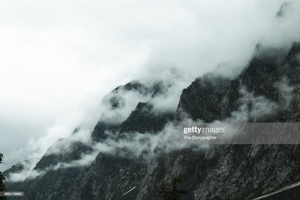 Manali-leh Highway : Stock Photo