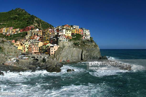 Manarola Panoramic view