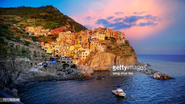 Manarolla, Cinque Terre, Italy