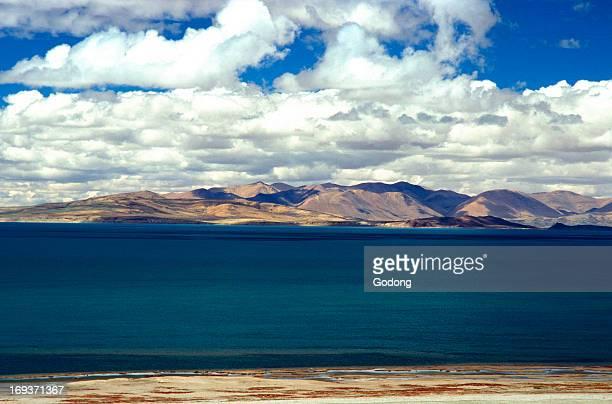 Manasarovar sacred lake China
