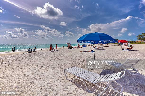 Manatee Public Beach,Anna Maria Island,Florida