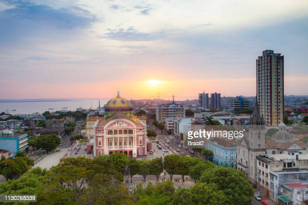 manaus city - manaus stock pictures, royalty-free photos & images