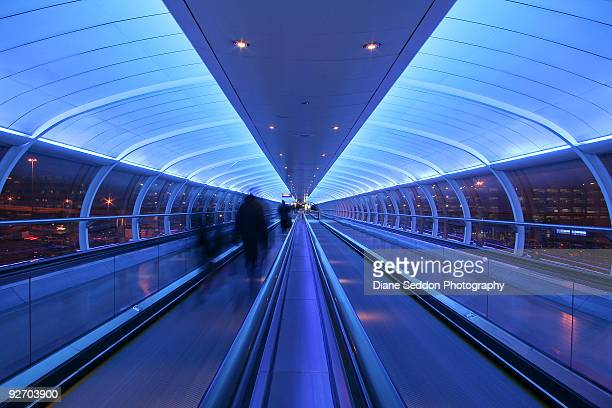 Manchester Airport Rail Link Corridor