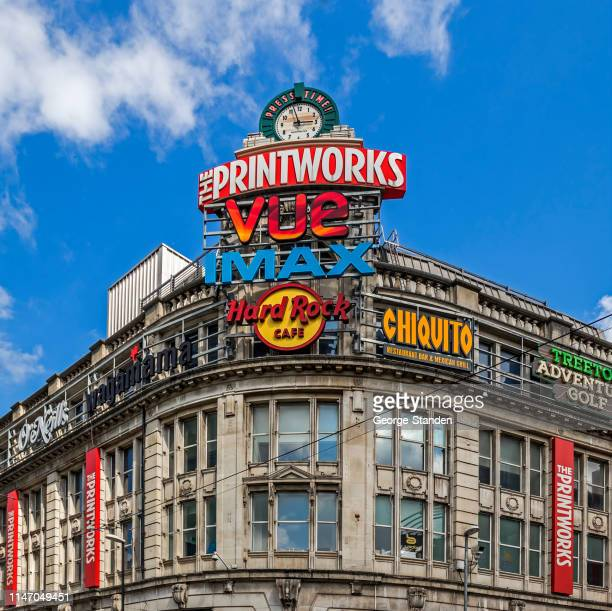 manchester architecture - greater manchester stock pictures, royalty-free photos & images