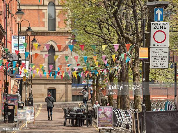 Manchester, Canal st. Gay Village