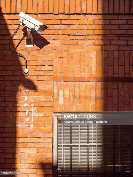 Manchester, CCTV cameras