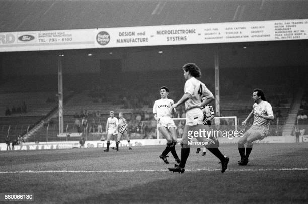 Manchester City 10-1 Huddersfield Town, League Division Two match held at Maine Road, 7th November 1987.