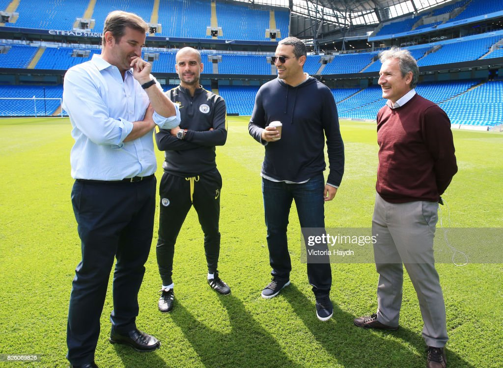 Manchester City Training - Etihad Stadium : News Photo