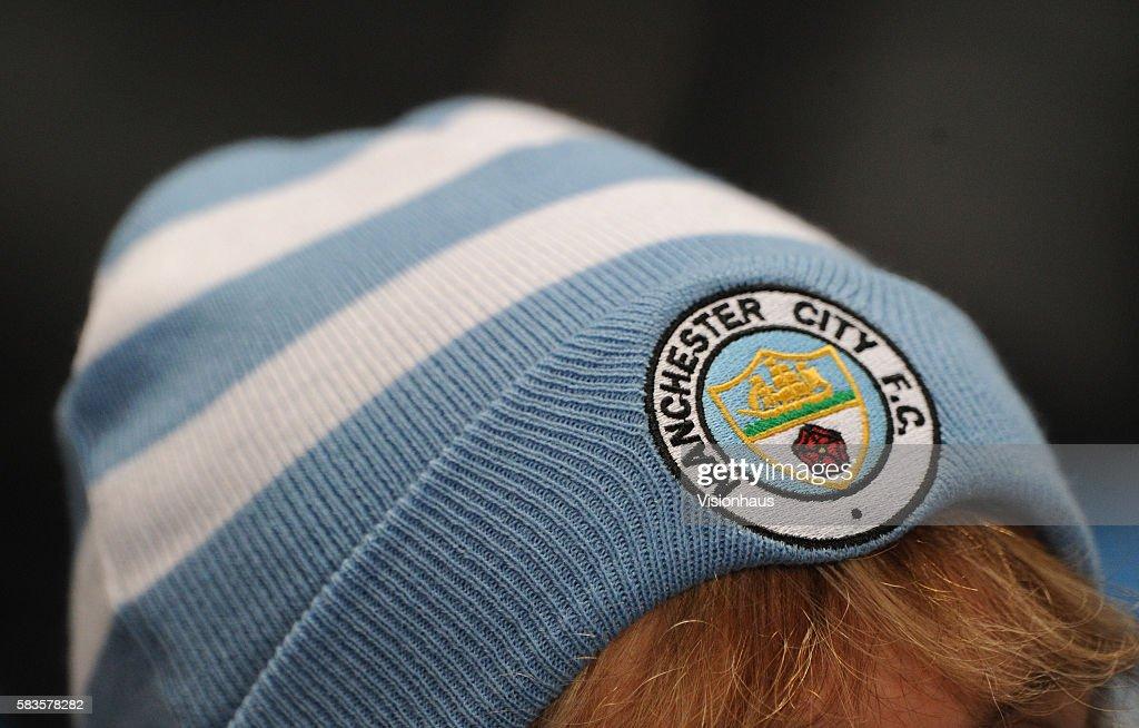 e2c77ab0a3e Soccer - UEFA Europa League - Manchester City vs. Sporting Lisbon   News  Photo