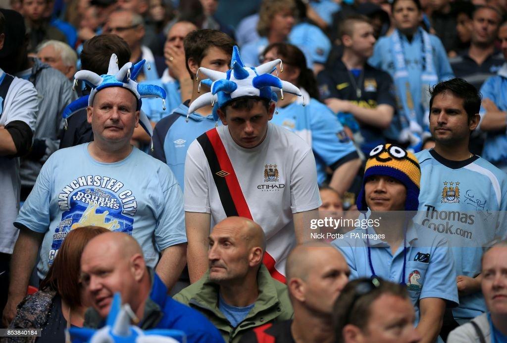 Soccer - Community Shield - Arsenal v Manchester City - Wembley Stadium : News Photo