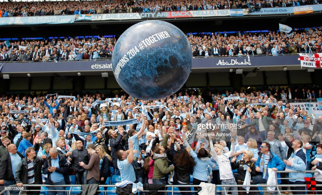 SOCCER : Barclays Premier League -Manchester City v West Ham United : News Photo