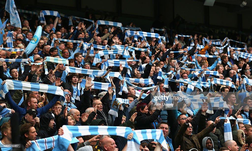 Manchester City v West Ham United - Premier League : Nachrichtenfoto