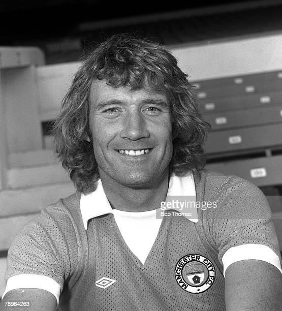 Manchester City FC Photocall Rodney Marsh