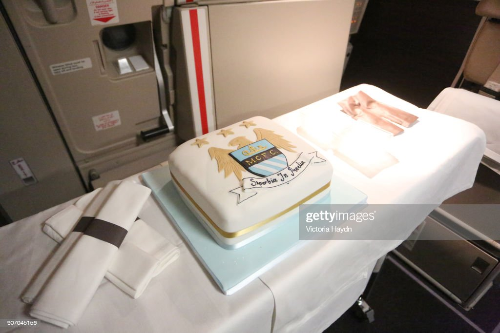 Manchester City Fc Yaya Toure Birthday Cake A Birthday Cake For