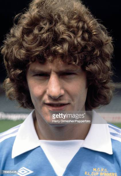 Football Manchester City FC Photocall A portrait of Brian Kidd
