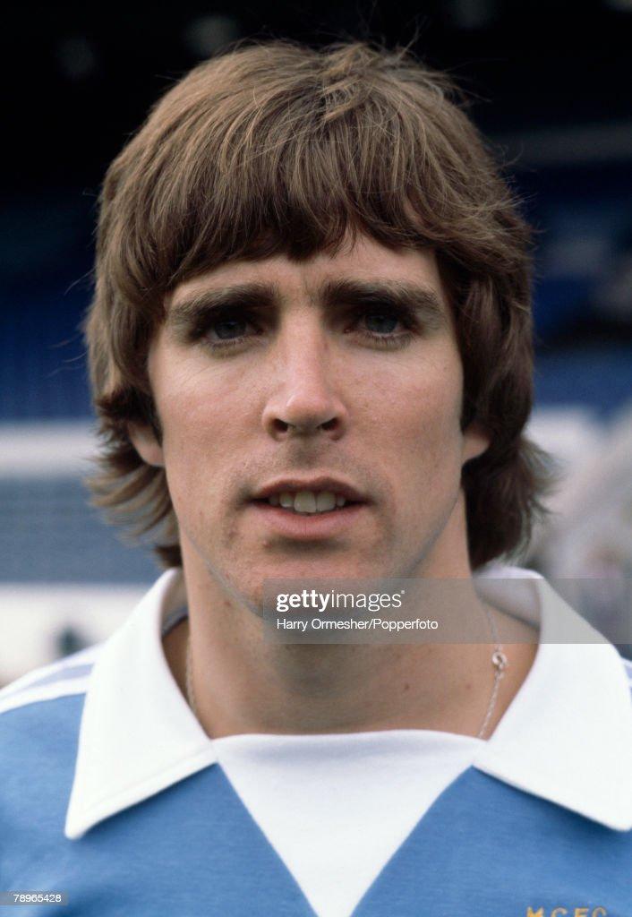 Paul Power - Manchester City Footballer : News Photo