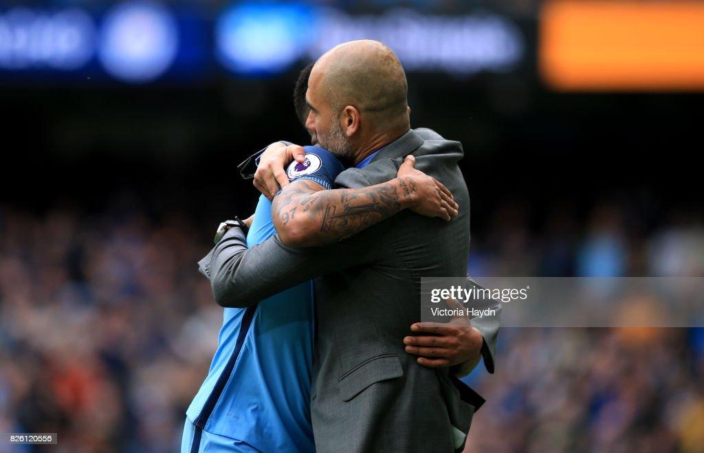 Manchester City v Crystal Palace - Premier League - Etihad Stadium : News Photo