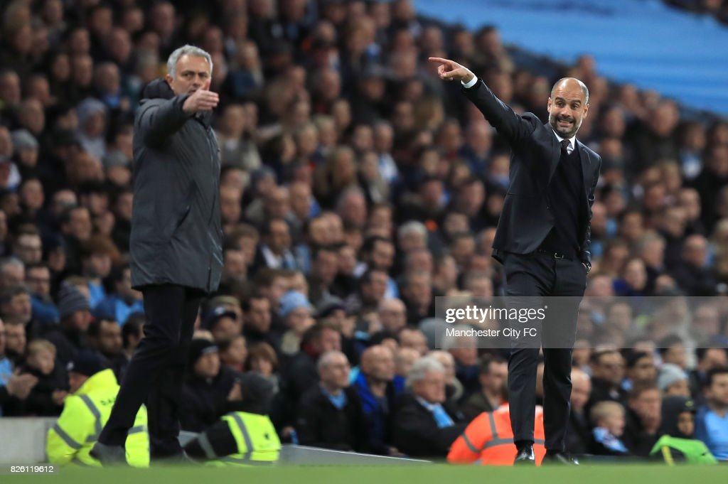 Manchester City v Manchester United - Premier League - Etihad Stadium : News Photo