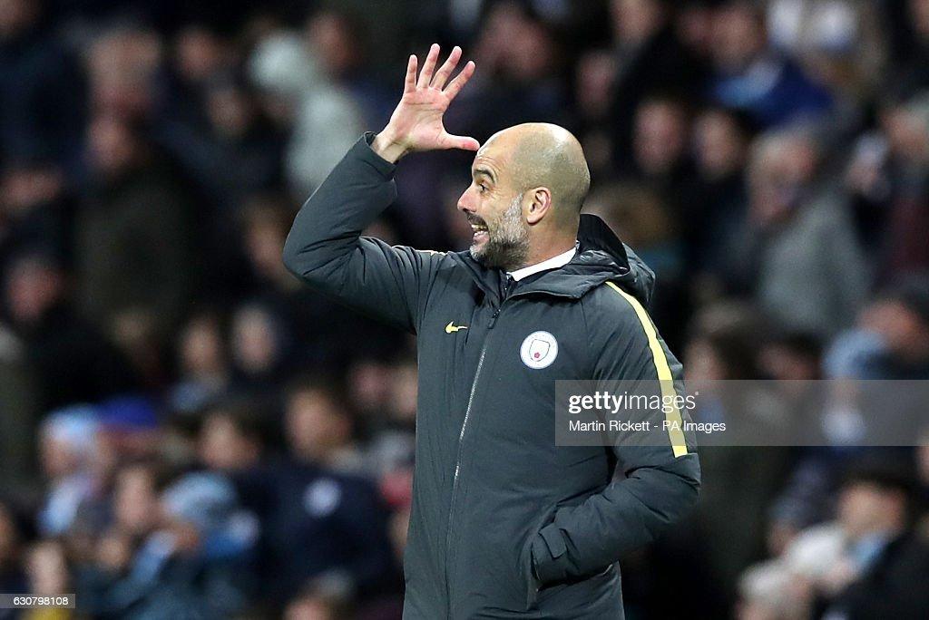 Manchester City v Burnley - Premier League - Etihad Stadium : News Photo