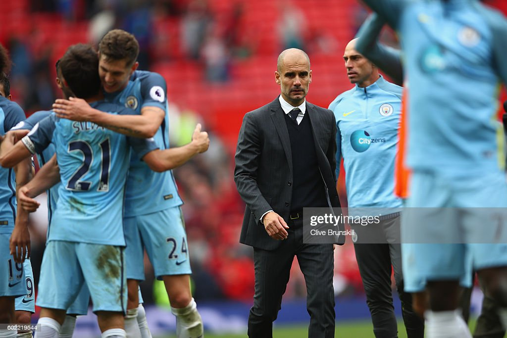 Manchester United v Manchester City - Premier League : News Photo