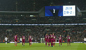 london england manchester city players walk
