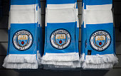 manchester england manchester city scarves at
