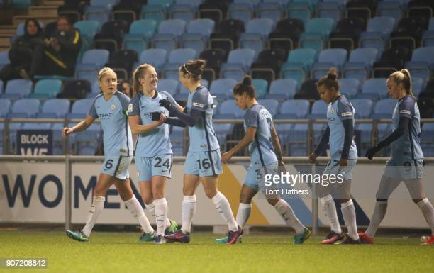 Manchester City Women V Brondby If Ladies Uefa Womens ...