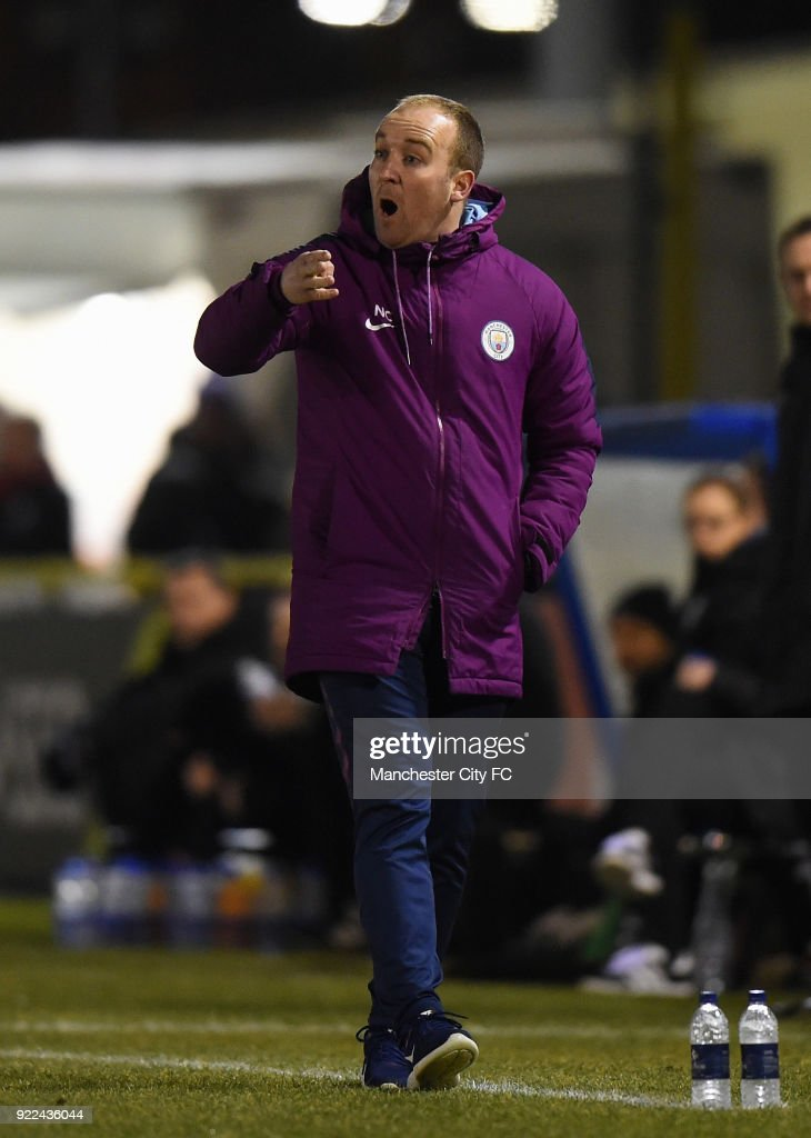 Birmingham City Ladies v Manchester City Women - WSL : ニュース写真
