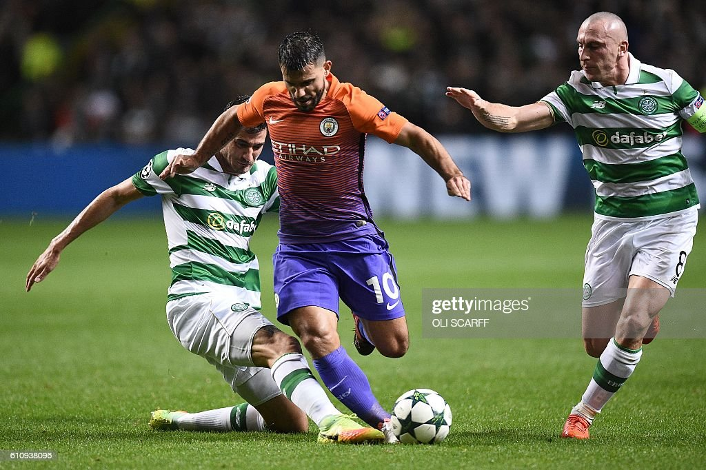 FBL-EUR-C1-CELTIC-MAN CITY : News Photo