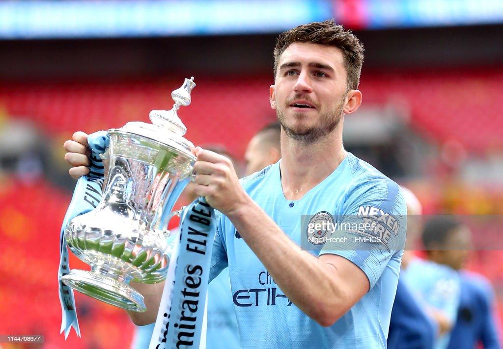 Manchester City v Watford - FA Cup Final - Wembley Stadium : News Photo