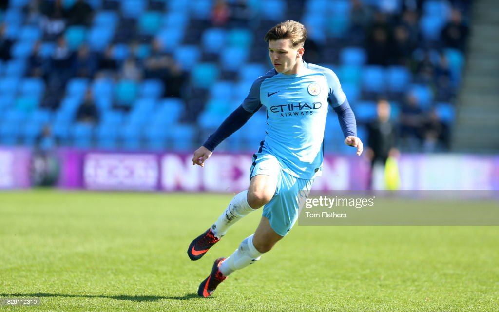 Manchester City v Chelsea - U18 Premier League - City Football Academy : News Photo