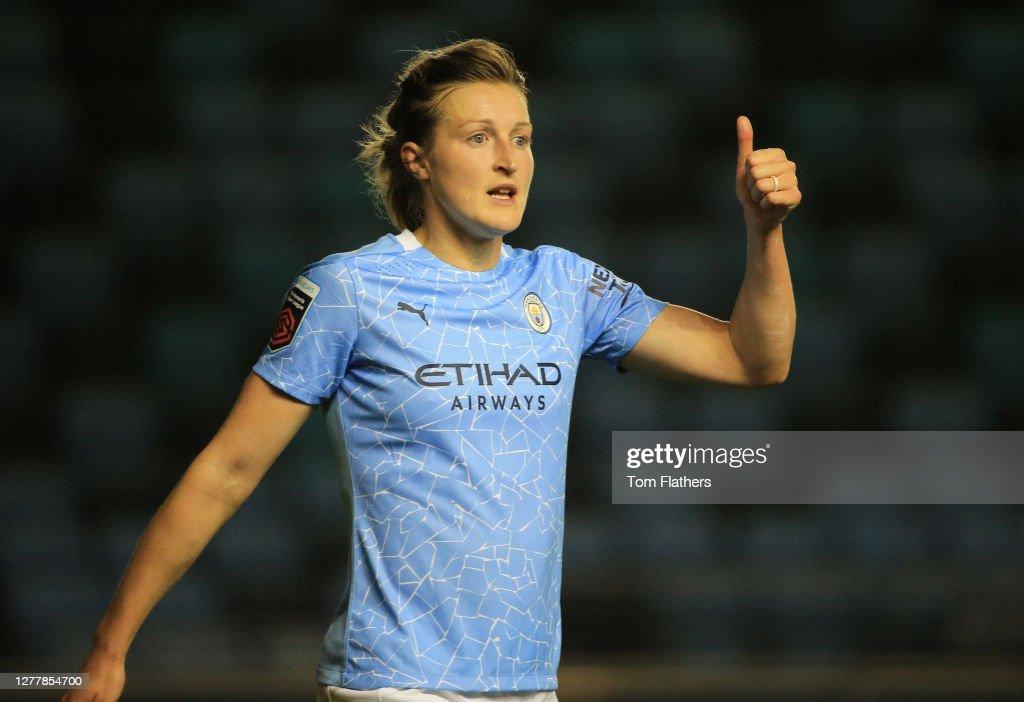 Manchester City v Arsenal - Vitality Women's FA Cup: Semi Final : News Photo