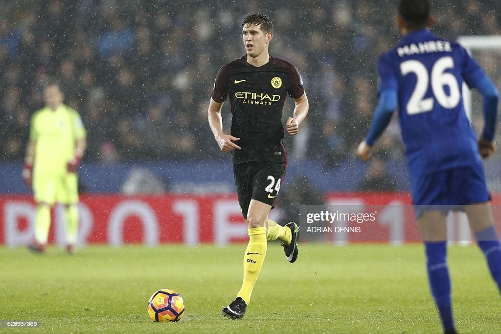 FBL-ENG-PR-LEICESTER-MAN CITY : News Photo