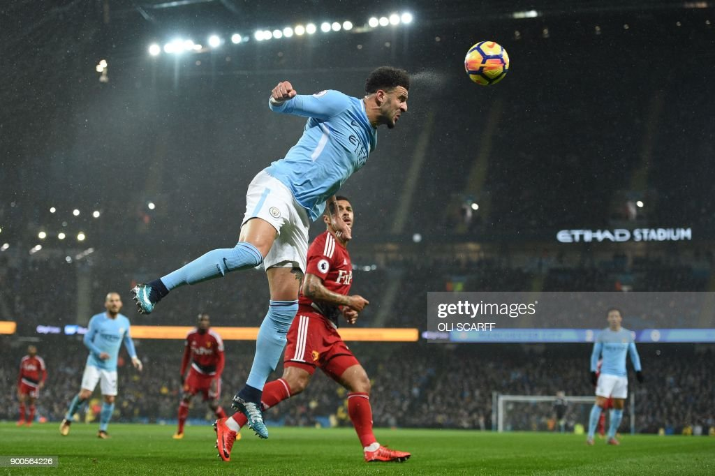 Manchester City v Watford - Premier League