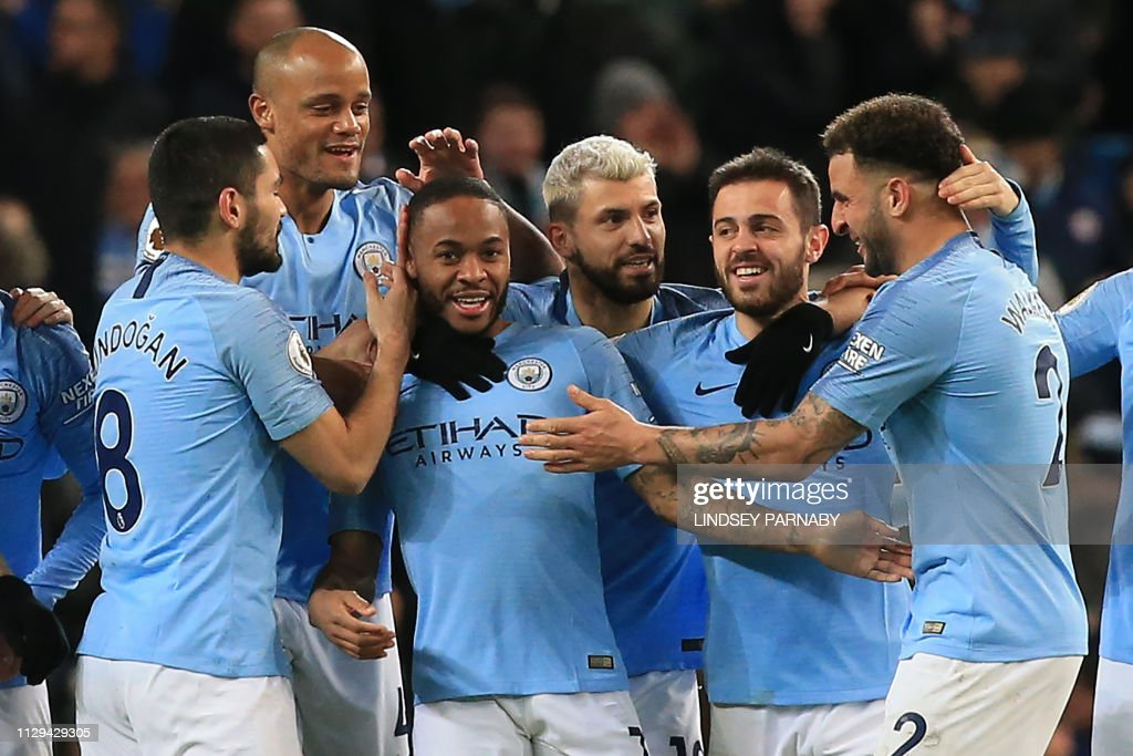 GBR: Manchester City v Watford FC - Premier League